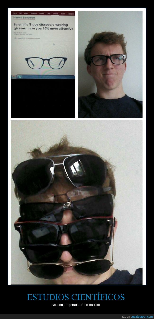10%,atractivo,fail,gafas