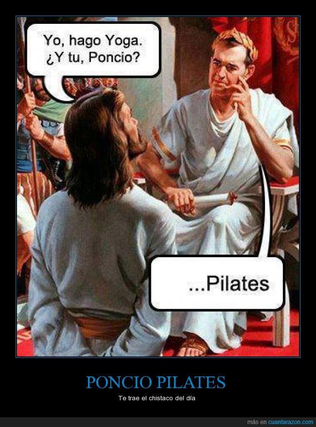 chistaco,poncio pilates,yoga