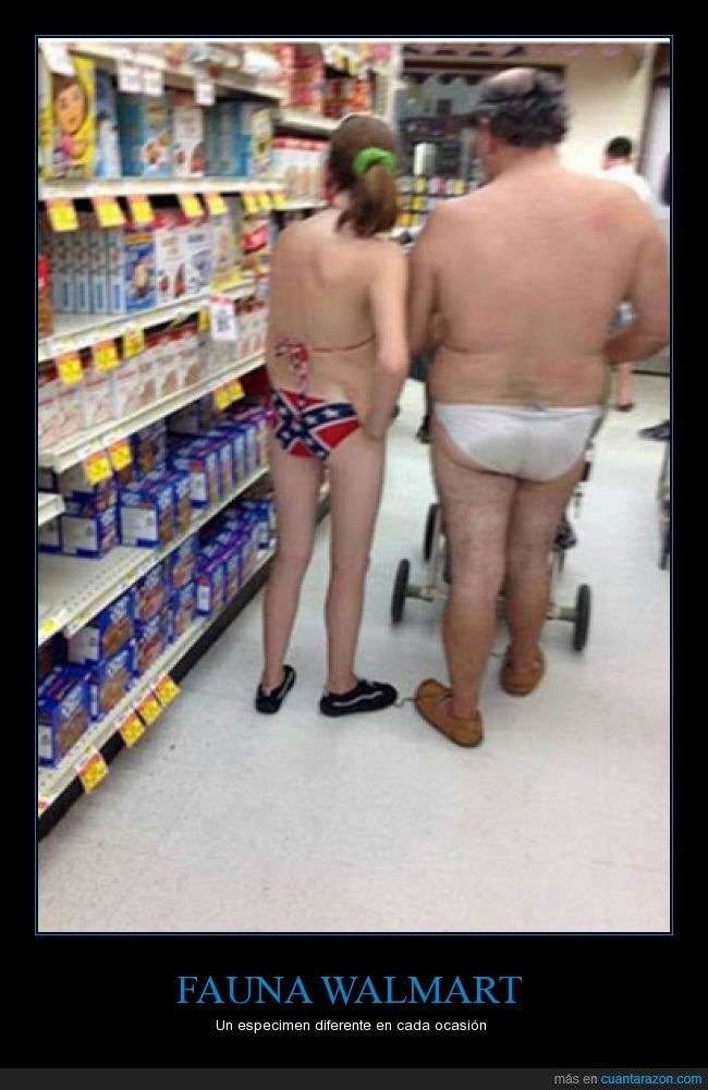 carrito,pasillos,supermercado,traje de baño,Walmart