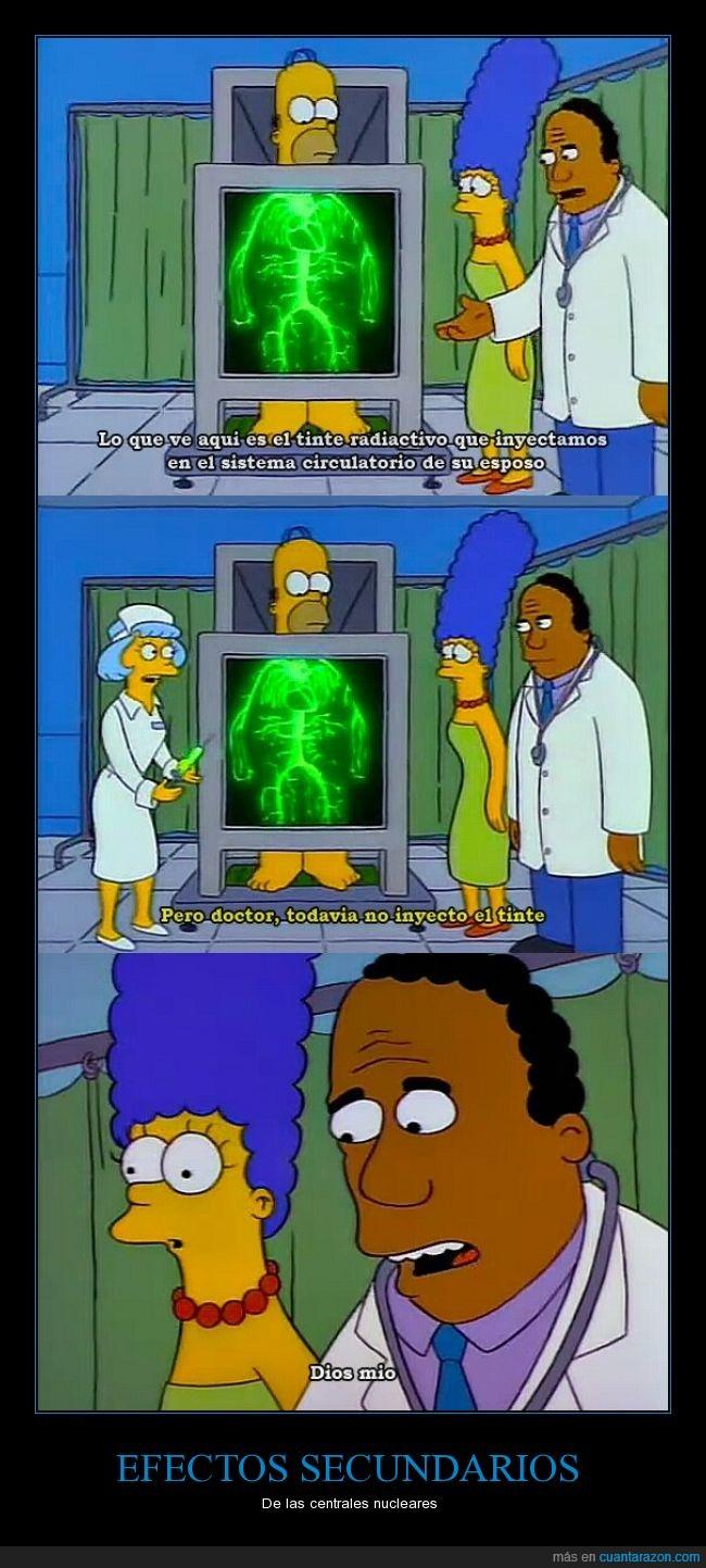 homer,médico,Simpsons