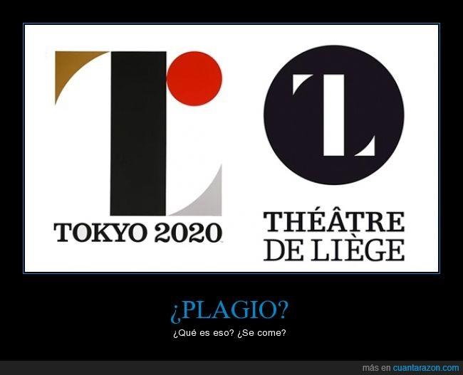 imagen,japon,juegos olímpicos,logotipos,plagio