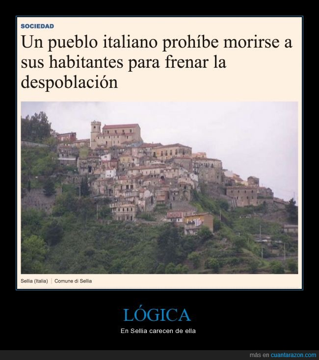 italia,morirse,prohibido,pueblo