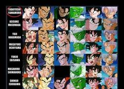 Enlace a Que alguien haga algo con Dragon Ball Super