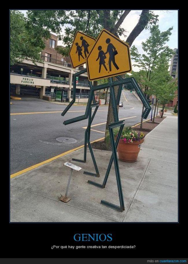 calle,colegio,señales,tráfico