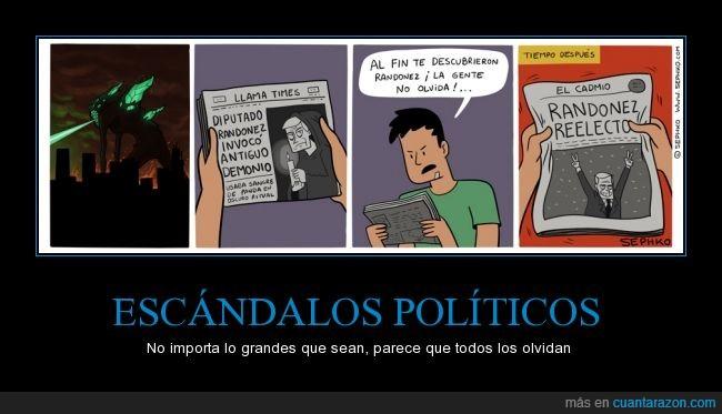 candidato,demonio,entender,gente,politica,reelección,reelecto,sarcasmo,votante,votar