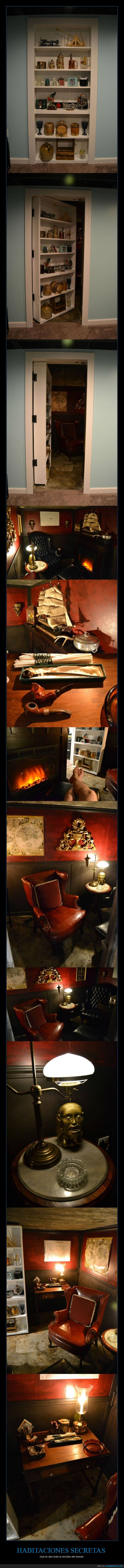 fumar,habitación,idolo,indiana jones,libreria,pipa,secreta,secreto