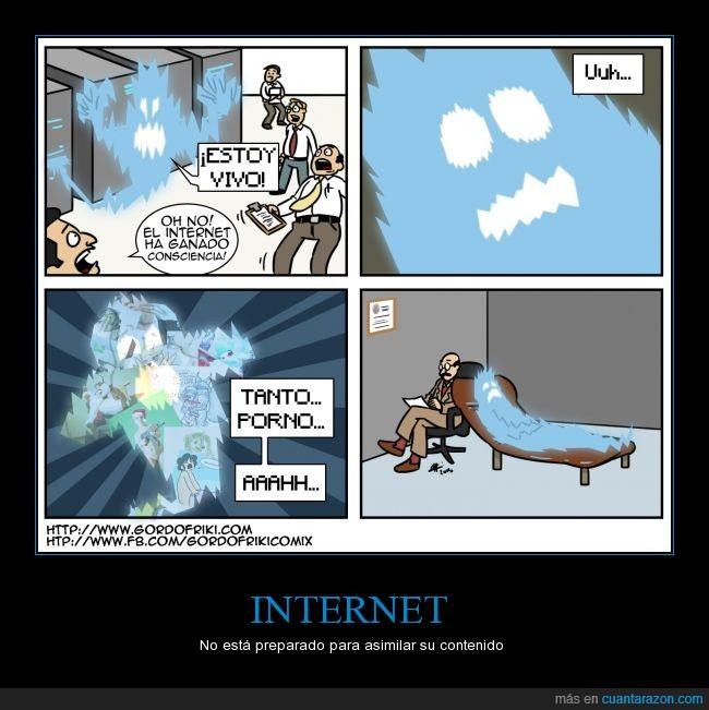 asimilar,contenido,internet,psicologo,X