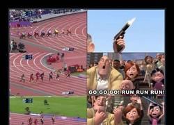 Enlace a Para Increíble, lo de Bolt