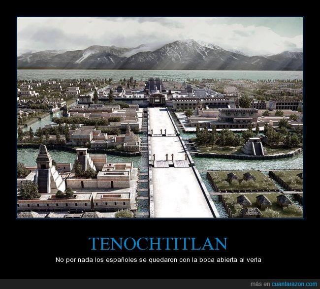 antes de la conquista,Aztecas,ciudad,Mexicas,México,Templo Mayor,Tenochtitlan