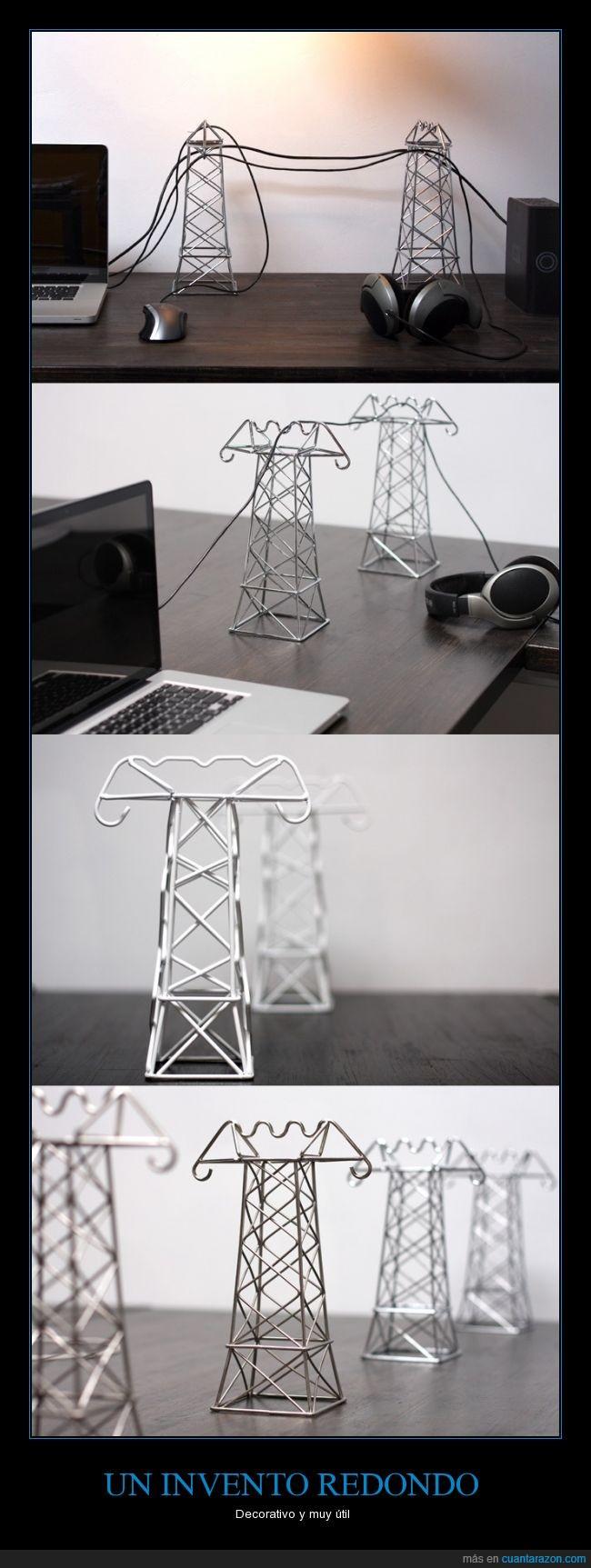 arreglar,cables,colgar,conectar,invento,ordenador,ordenar,telefono,torre