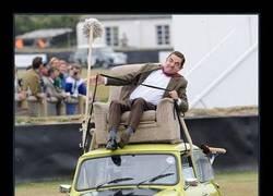 Enlace a Hoy Mr. Bean cumple 25 años de carrera