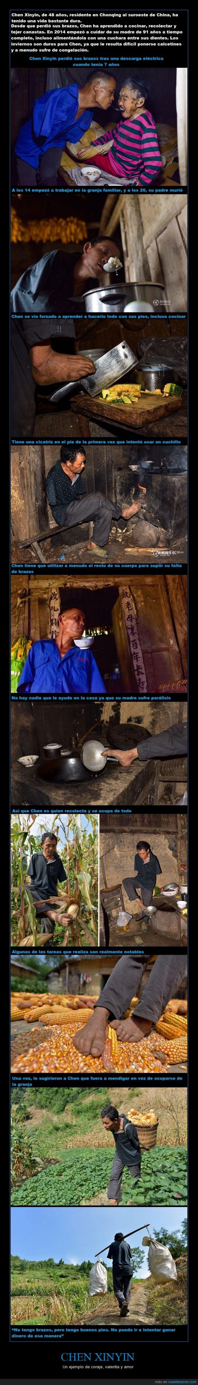 ayudar,brazos,CHEN XINYIN,china,chino,madre,maiz,movilidad