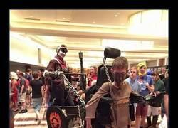 Enlace a Porque el espíritu de cosplayer supera las limitaciones