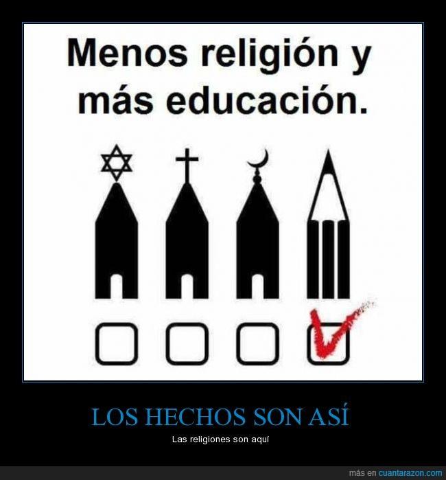 aprender,educación,iglesia,mejor,mundo,religion