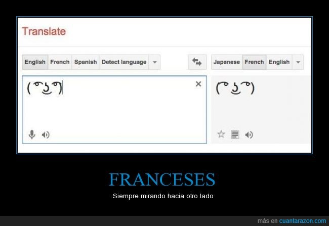francés. ojo,francia,google,idioma,mirar,traductor,translate,ver