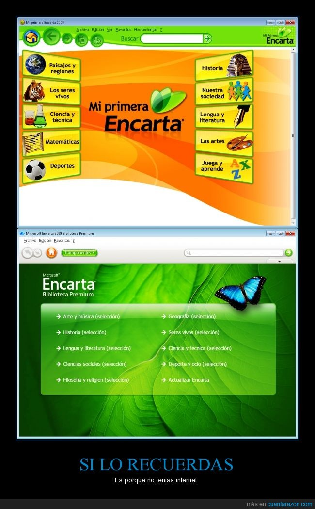 encarta,enciclopedia,internet