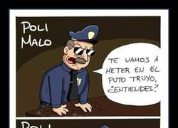 Enlace a POLICÍA BUENO Y MALO