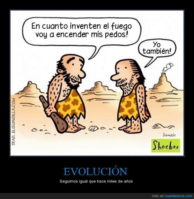 cavernícolas,evolución,fuego,pedo,prehistoria