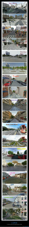 Ciudades,países,remodelacion,transformado