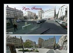 Enlace a Cómo han cambiado algunas ciudades en 6 años