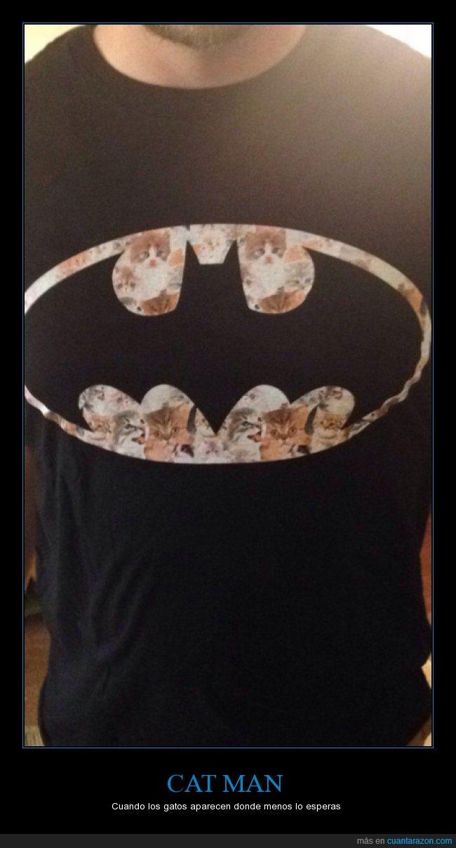 Batman,camiseta,gatos,logo,símbolo,t shirt