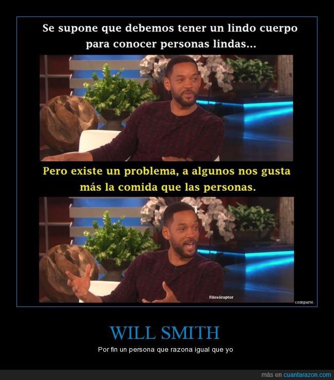 amor,capo,comer,comida,cuerpo,gran will,persona,Will Smith