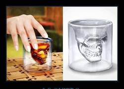 Enlace a El vaso más heavy para los mejores copazos