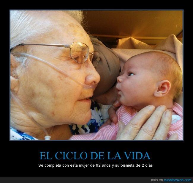 abuela,anciana,bebe,bisabuela,bisnieta,edad,hija,mujer,niña,señora,vida,yaya
