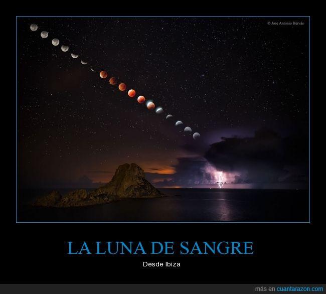 eclipse,ibiza,luna,rojo,sangre
