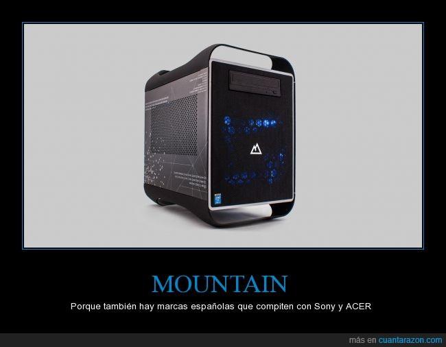 competencia,en realidad somos los mejores,españa,jodidamente buenos,mountain,pc,portatiles