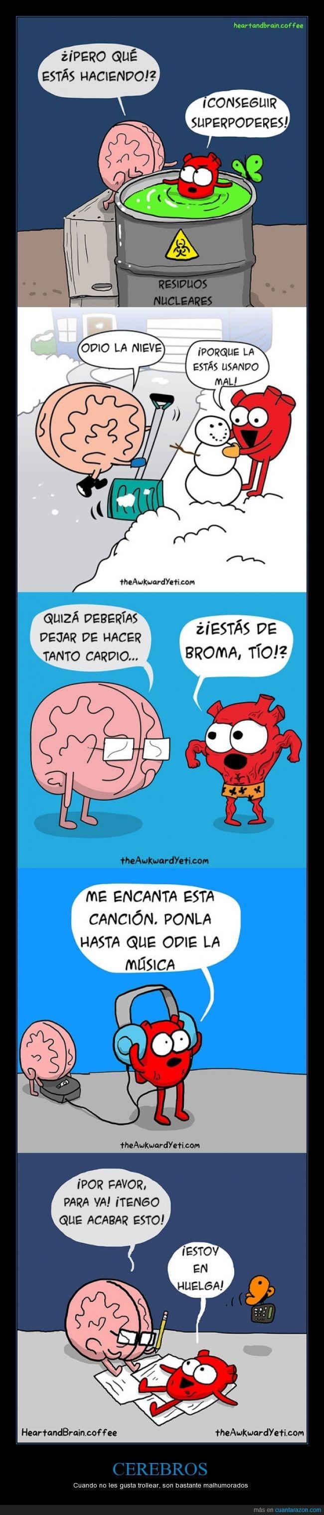 cerebro,complicados,corazón,emoción,joder,razón