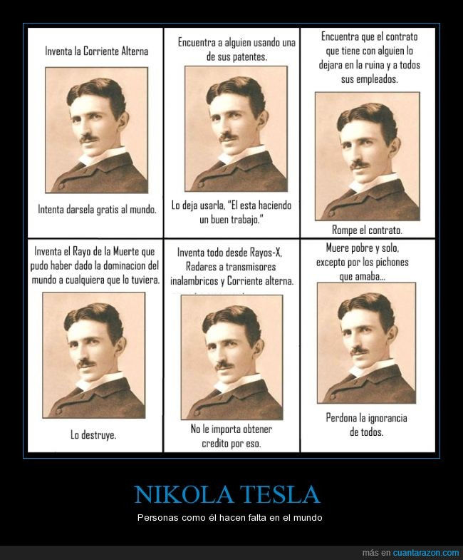 corriente alterna,editar,fisica,fosters,good guy greg,good guy tesla,nikola tesla