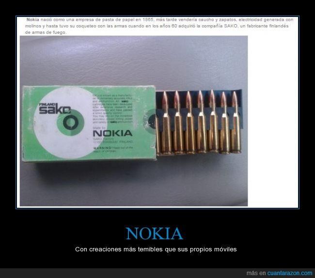 bala,indestructible,móvil,nokia,perforante,un objeto único para dominarlos a todos