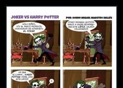 Enlace a El nuevo profesor de Hogwarts es...