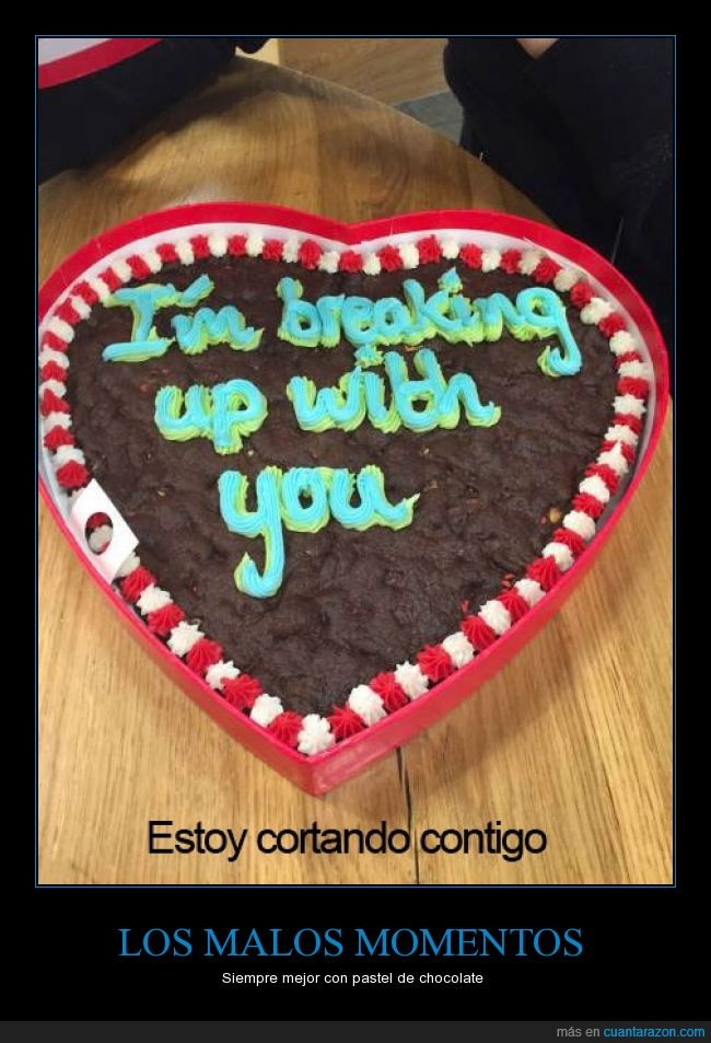 breaking up,chocolate,cortar,novia,novio,pastel,tarta