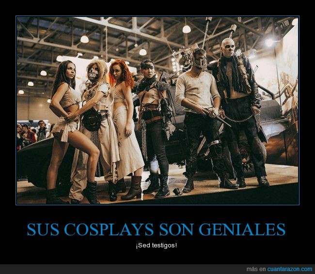 chicas,cosplay,disfraz,mad max,mad max fury road,soldado