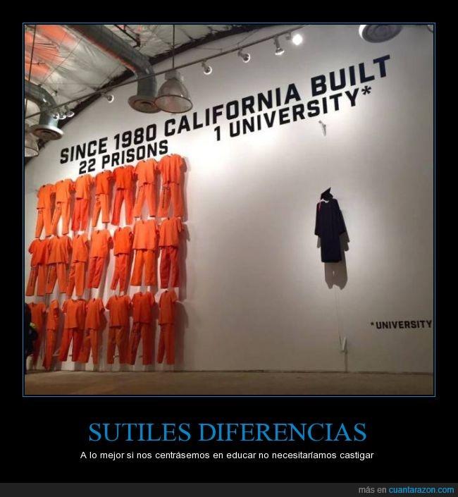 california,carcel,castigar,educacion,educar,enseñar,penitenciaria,prision,universidad