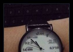 Enlace a Suspendo matemáticas y no sé qué hora es