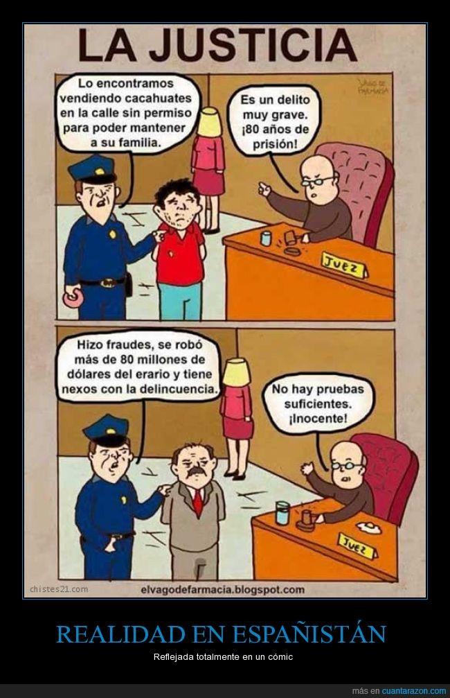 corrupto,España,Españistan,euros,juez,juicio,ladron,millones,realidad,robar,sistema judicial