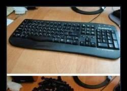 Enlace a Las mollas que se te caen al teclado