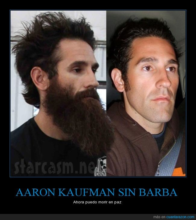 Aaron Kaufman,barba,fast n loud,gas monkey,richard,sin barba