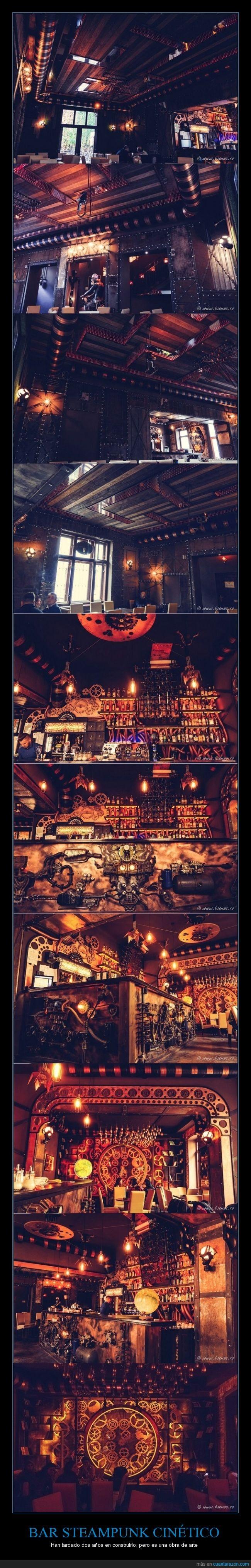 6thsense,bar,cinetico,movimiento,steampunk