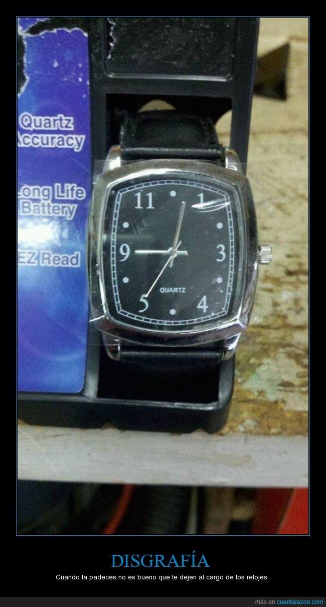 cambiado,cambiar,disgrafía,error,numero,números,pulso,reloj,tiempo
