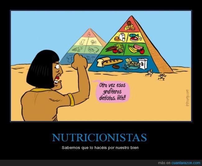 alimenticia,dietista,egipcios,Egipto,graffiti,nutricionista,piramide