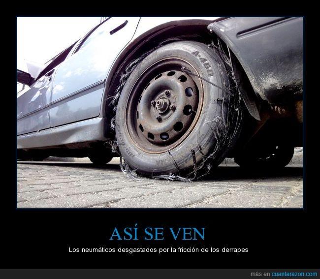 coche,derrape,desgaste,disciplina,Drifting,fricción,neumatico,rueda