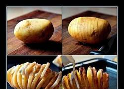 Enlace a PATATAS HASSELBACK