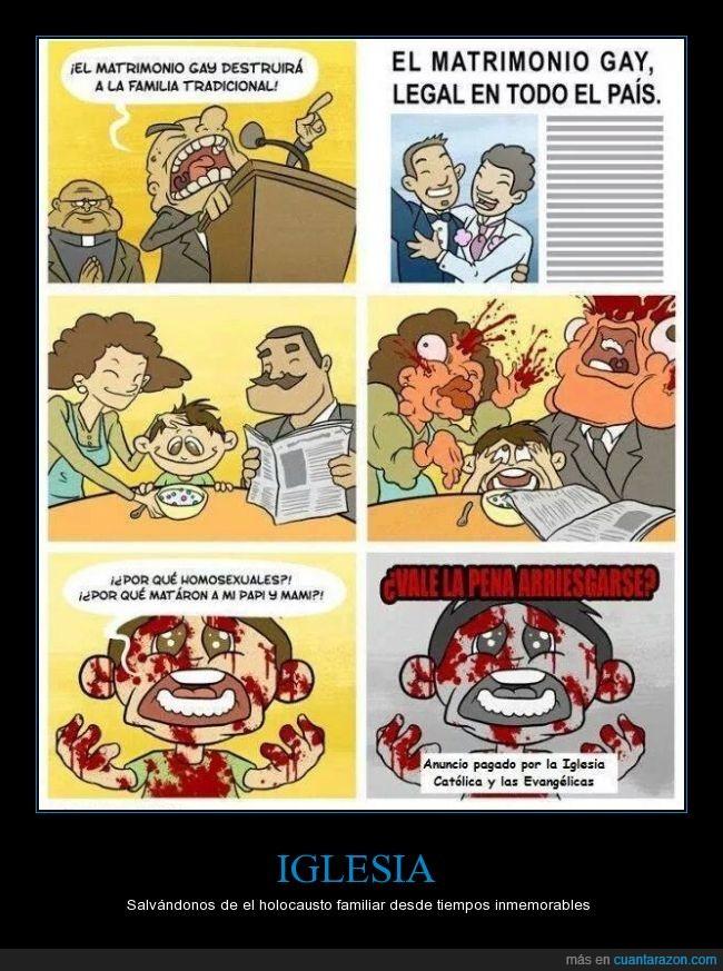 catolicismo,dios,evangélicos,explotar,familia,familiar,gay,gore,homo,iglesia,muertes,pastor,sangre,tradicionalista