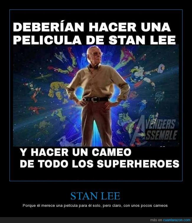 actor,aparecer,Avengers,cameo,Marvel,Stan Lee