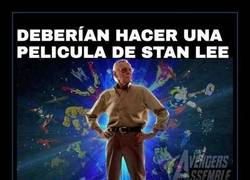 Enlace a STAN LEE