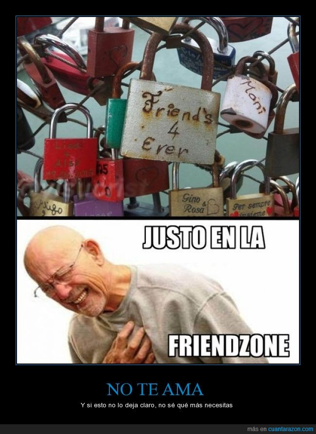 amigos,amistad,amor,candado,Friends 4 ever,Friendzone,oxido,puente,rechazo